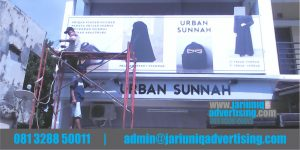 Jasa Advertising jogja Papan nama di yogyakarta